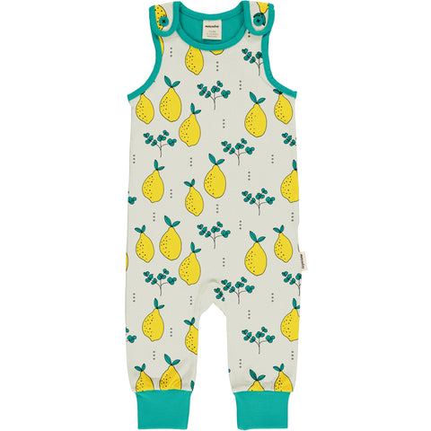 Meyaday Leafy Lemon Playsuit