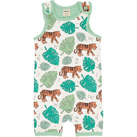 Meyaday Tiger Jungle Playsuit Short