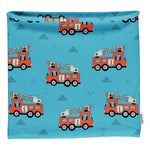 Meyaday Fire Truck Scarf Tube