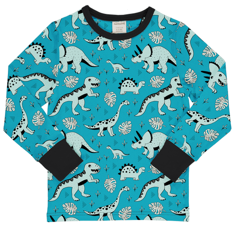 Meyaday Dino Forest Top Longsleeve