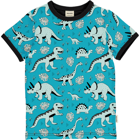 Meyaday Dino Forest Top Shortsleeve