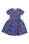 Moromini Flower Vine Dress Twirly