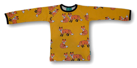 Naperonuttu Fox Longsleeve Top