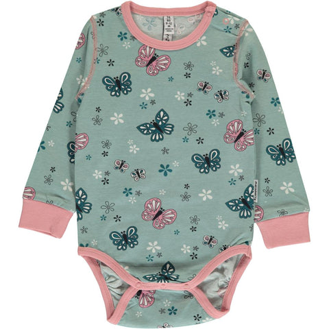 Maxomorra Butterfly Body Longsleeve