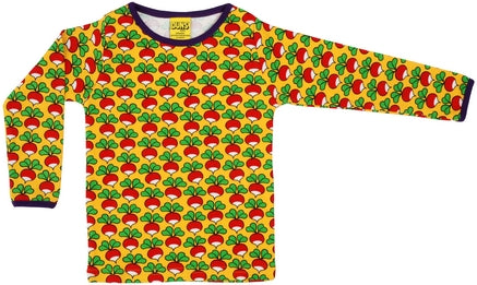 Duns Radish Yellow Top Longsleeve