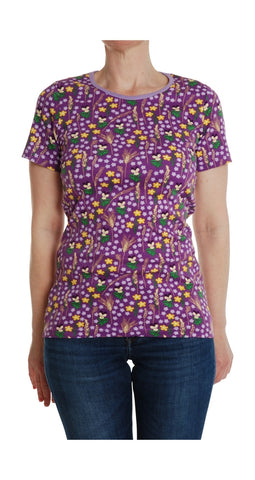 Duns Meadow Purple Top Shortsleeve Mummy
