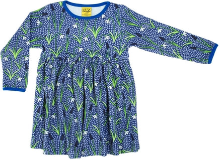 Duns Snowdrop Blue Mummy Dress