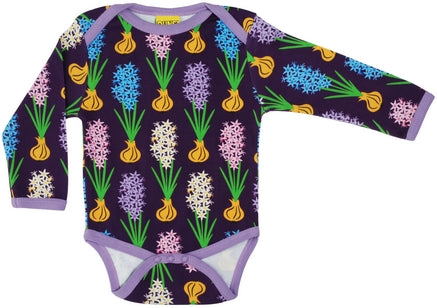 Duns Hyacinth Dark Purple Longsleeve Body