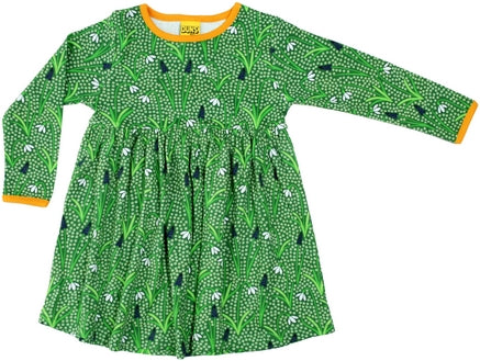 Duns Snowdrop Green Mummy Dress