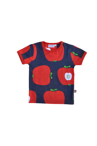 Moromini Apple Top Shortsleeve
