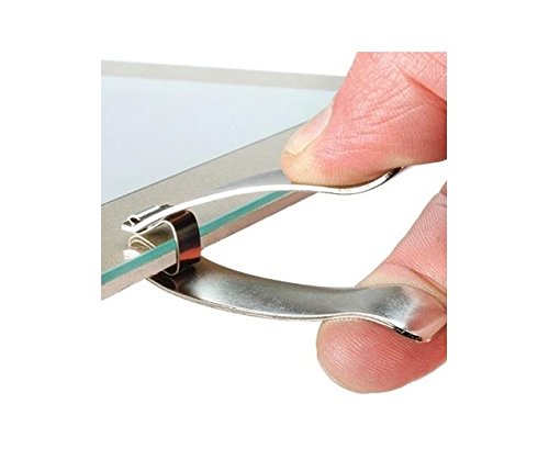 French Style Frameless Clips - 3 Sizes - Make Frameless Pictures Simply and Safely - Clip Frame