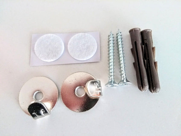 STRONG HEAVY DUTY  PICTURE OR MIRROR HANGING KIT UP TO 23KGS  FREEPOST