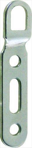 3-Hole Rigid D-Ring ZINC PLATED - pack of 10