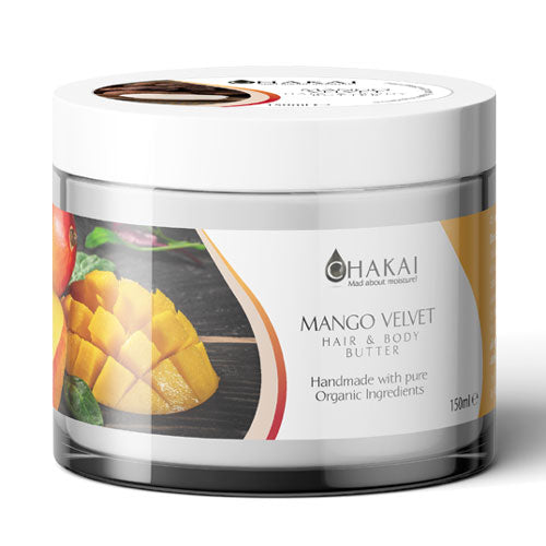 Mango Velvet Hair Butter