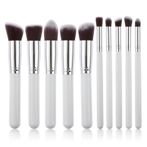 Maven Makeup Brushes (10pc Set)