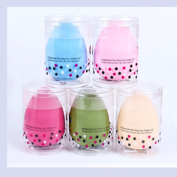 3-in-1 Multi-Functional Makeup Sponge Set (5pc)