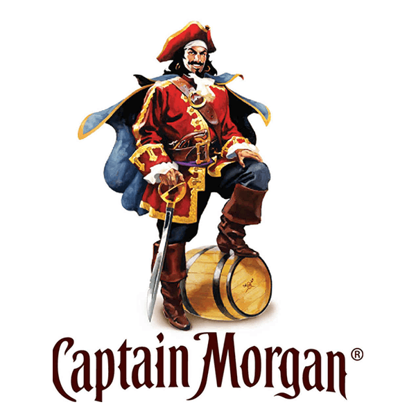CAPTAIN MORGAN 摩根船長 logo