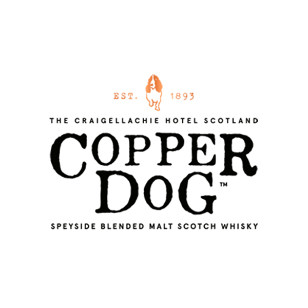 Copper Dog 酷狗 logo