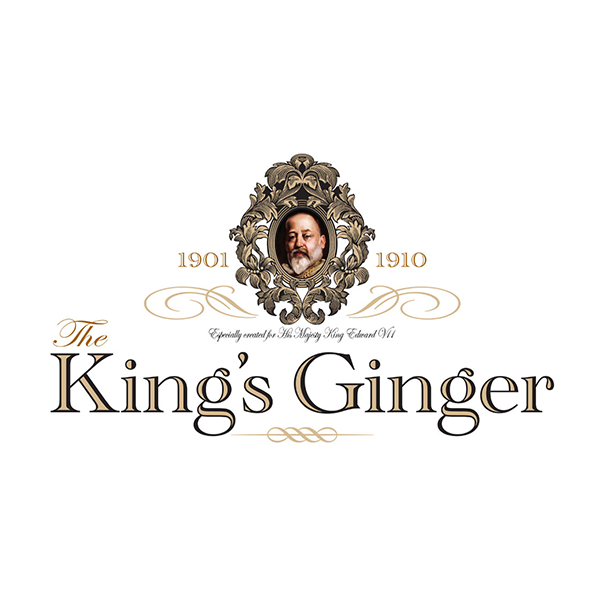 King's Ginger 國王薑汁 logo