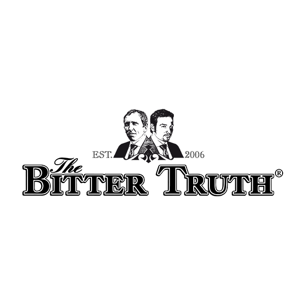 The Bitter Truth 真的苦 logo