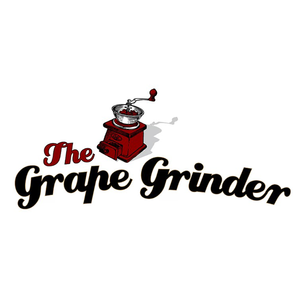 The Grape Grinder 磨豆酒莊 logo