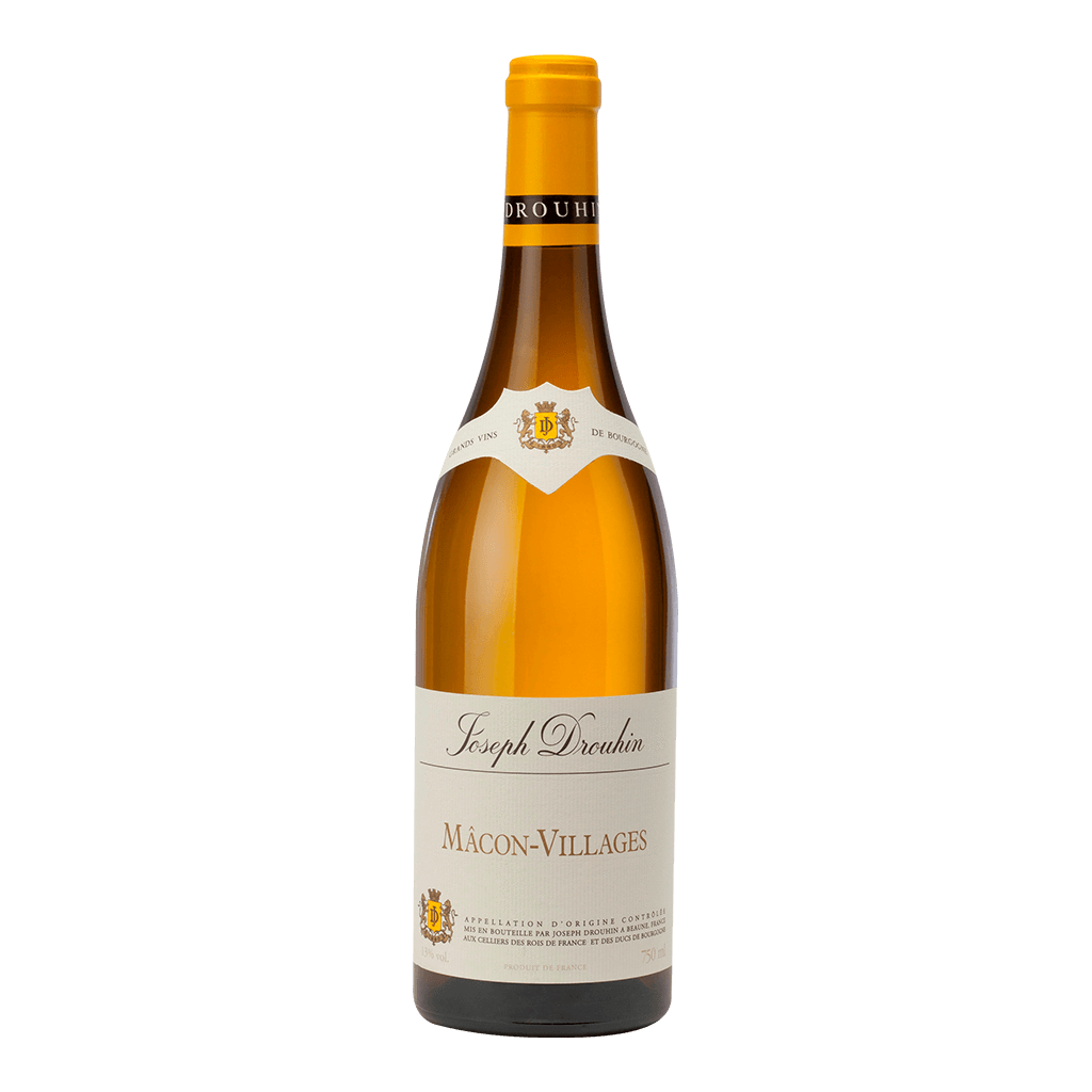 約瑟夫杜亨 馬貢白酒 2017 || Joseph Drouhin Macon Villages 2017