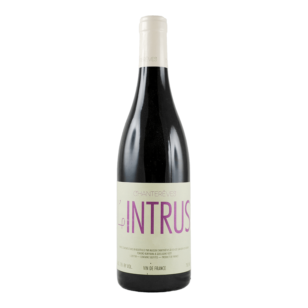 Chantereves L Intrus 2017 葡萄酒 Chantereves Vineyard 牽手酒莊