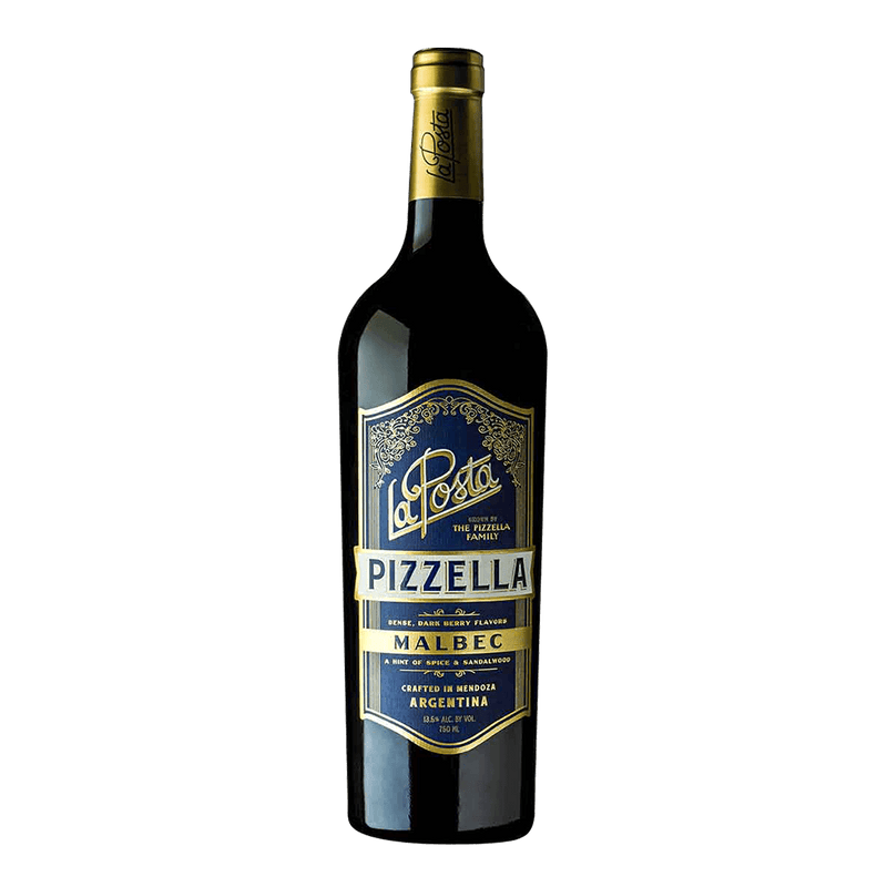 蘿拉小酒館 小農二號 艾拉梅爾貝紅酒 || La Posta PIZZELLA FAMILY Malbec 葡萄酒 LA POSTA BY LAURA CATENA PIZZELLA FAMILY 蘿拉小酒館