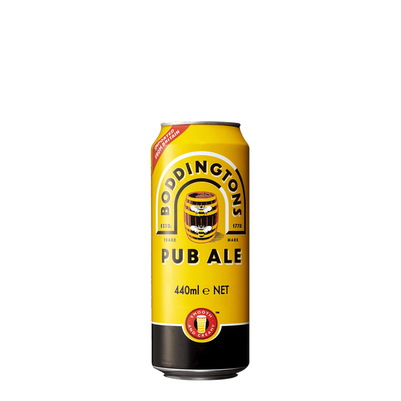 BODDINGTONS伯丁罕啤酒(24罐) || Boddingtons Beer 啤酒 Brewdog 釀酒狗