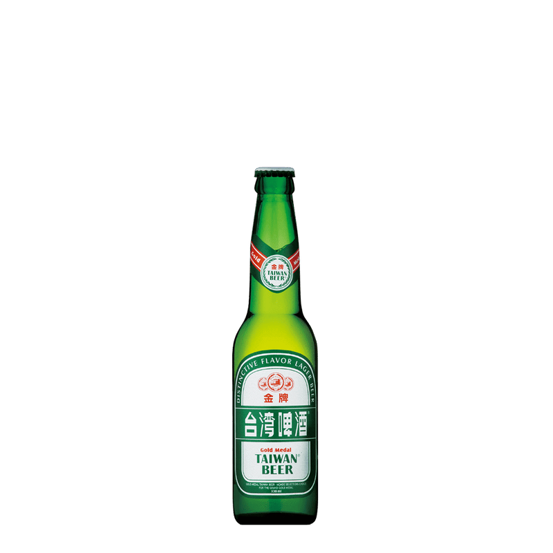 TAIWAN BEER金牌啤酒 (24瓶) || Taiwan Beer Gold Label 啤酒 Taiwan Beer 台灣啤酒