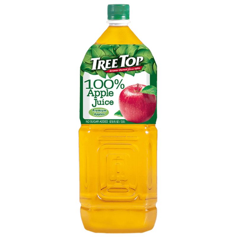 樹頂 100%蘋果汁(2L) || Treetop 100% Apple Juice 無酒精 Treetop 樹頂