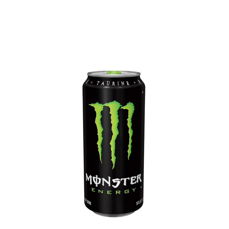 魔爪能量碳酸飲料 355ml(24罐) || Monster Energy 無酒精 Monster Energy 魔爪