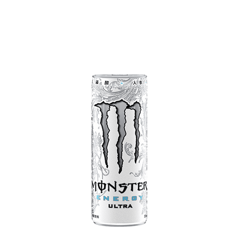 魔爪 超越能量碳酸飲料(白) 355ml(24罐) || Monster Energy 無酒精 Monster Energy 魔爪