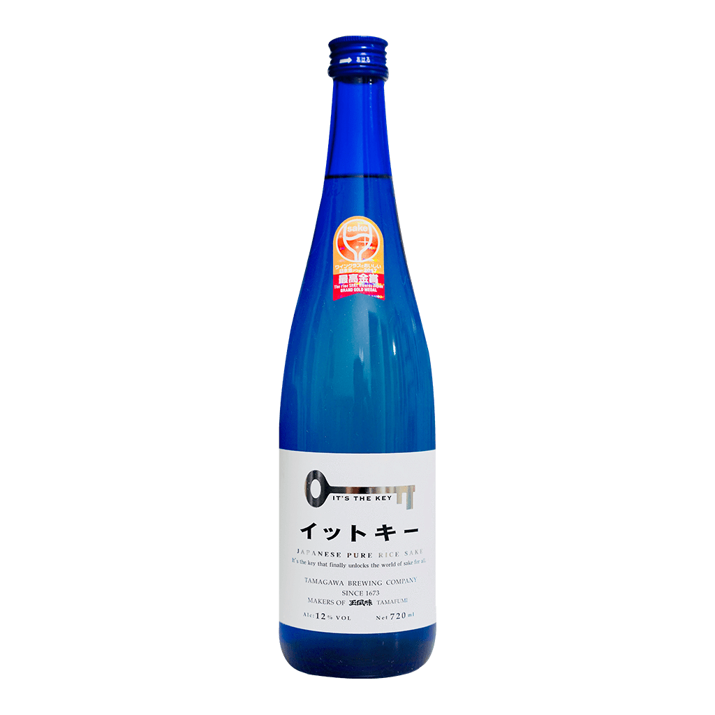玉風味 純米吟釀 IT'S THE KEY 清酒燒酎 玉風味