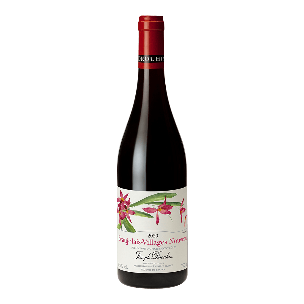約瑟夫杜亨 薄酒萊村莊新酒20 || Maison Joseph Drouhin Beaujolais Villages