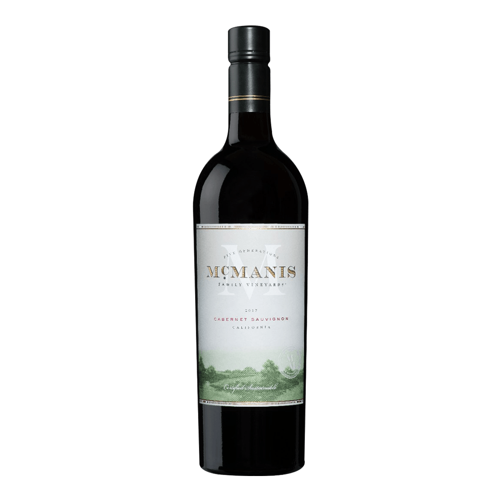 美尼斯 卡本內蘇維翁紅酒18 || Mcmanis Family Vineyard Cabernet Sauvignon 葡萄酒 McManis Family Vineyards 美尼斯