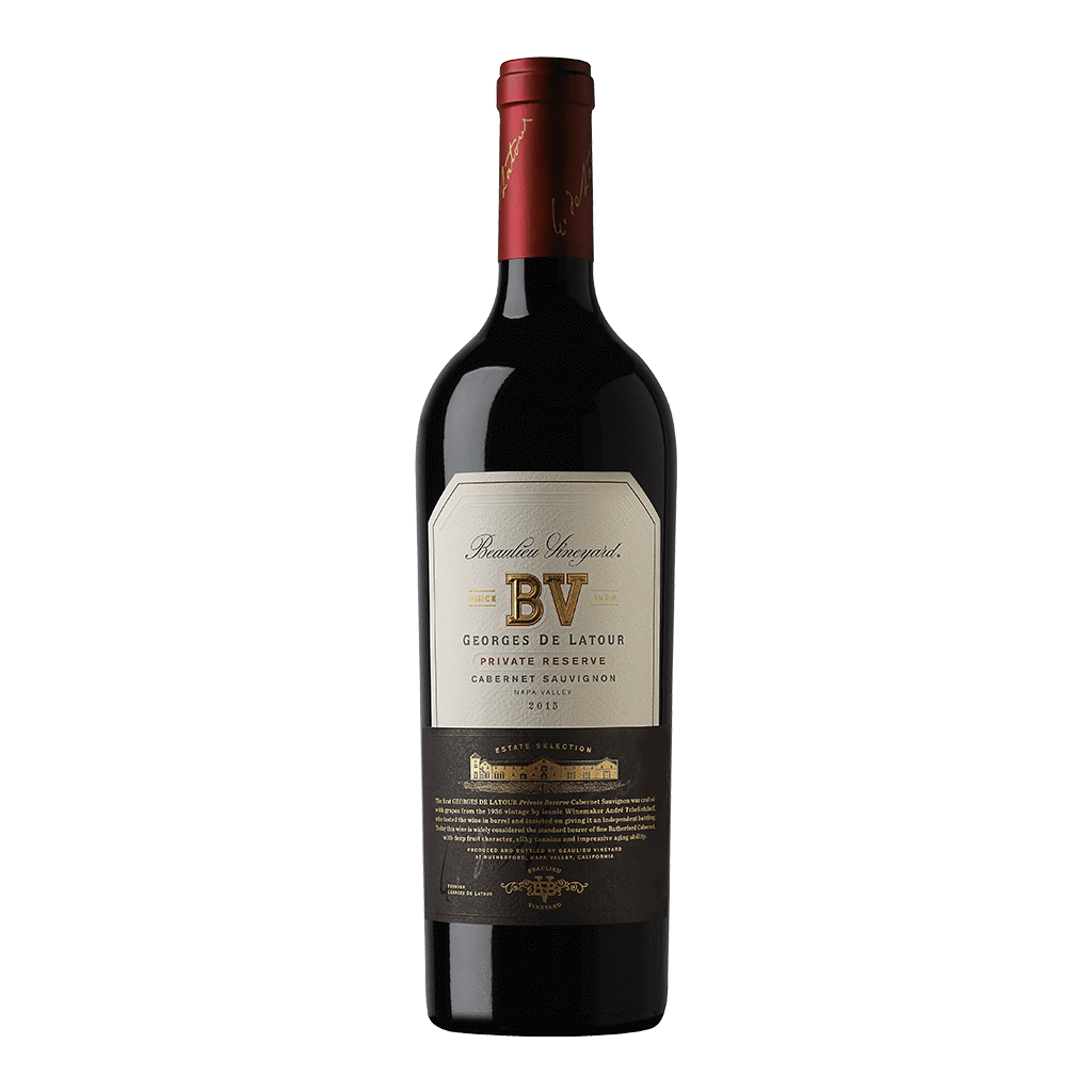美麗莊園 GDL創辦人卡本內蘇維翁紅酒15 || Beaulieu Vineyard Private Reserve Cabernet 15 葡萄酒 Beaulieu Vineyard 美麗莊園