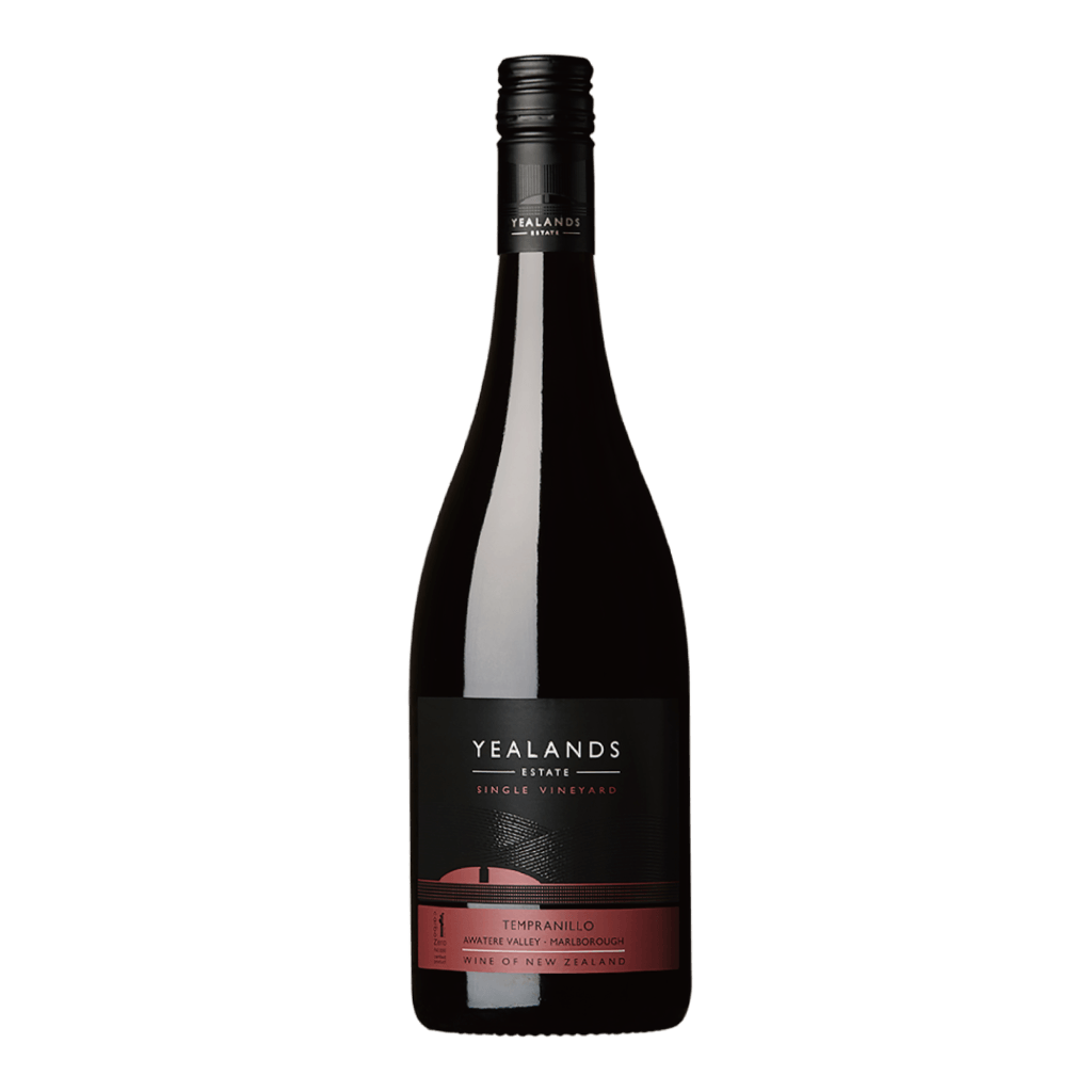 伊蘭莊園 單一園 田帕尼歐紅酒 || Yealands Estate Single Vineyard Tempranillo 葡萄酒 Yealands Estate 伊蘭酒莊