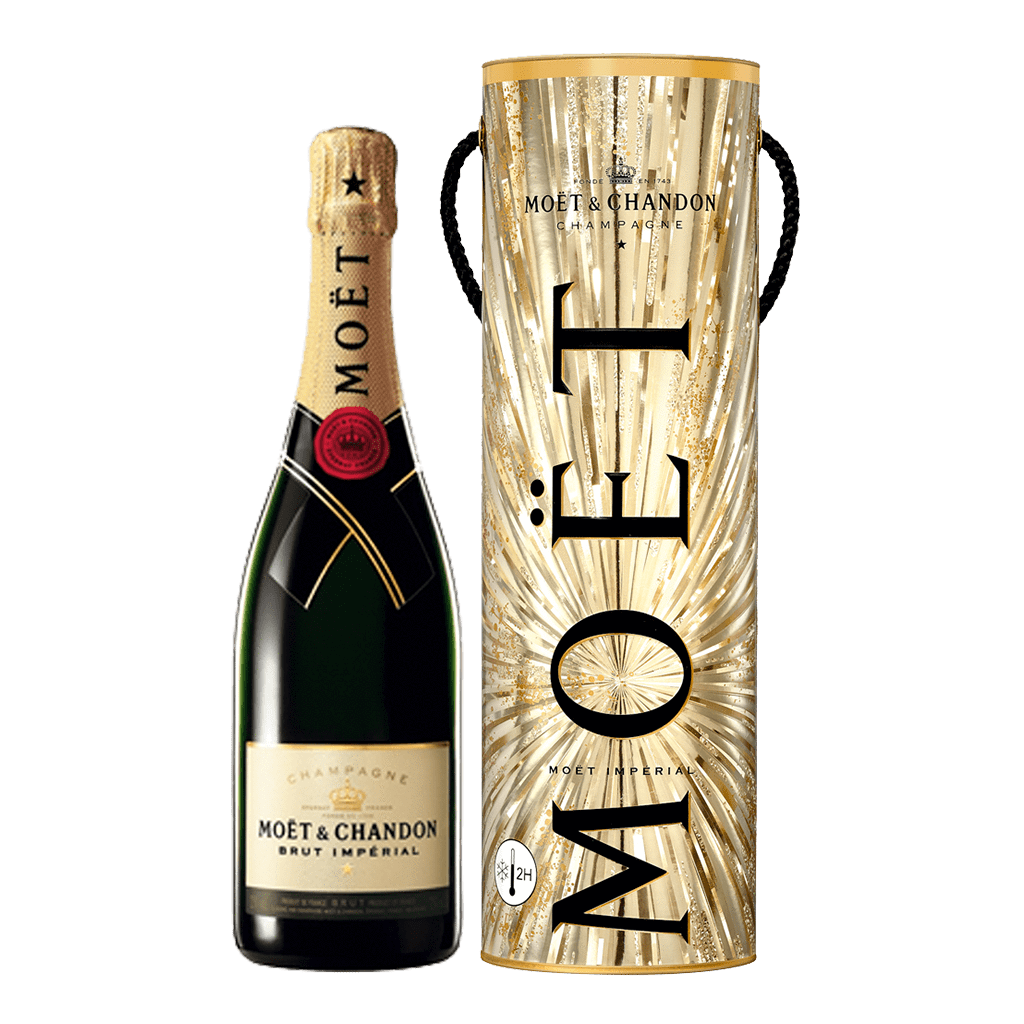 酩悅香檳 保冷禮盒 || Moet & Chandon Brut Imperial NYE Edition