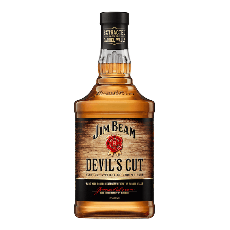 金賓(魔鬼珍藏)美國波本威士忌 || Jim Beam Devil'S Cut Kentucky Straight Bourbon Whiskey 威士忌 Jim Beam 金賓