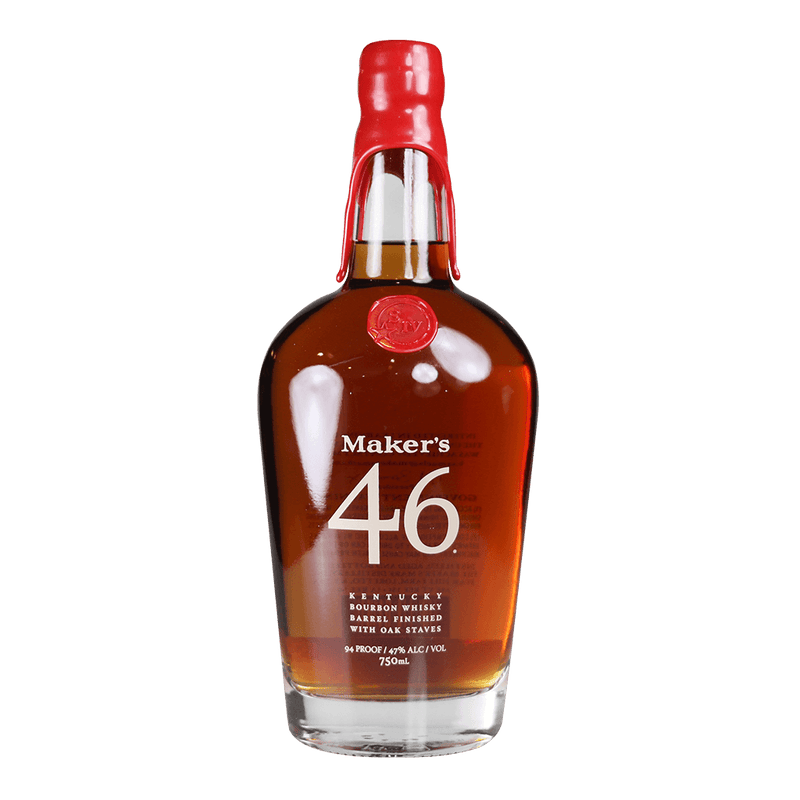 美格 46波本威士忌 || Marker'S 46 Kentucky Srraight Bourbon Whisky 威士忌 Maker's Mark 美格