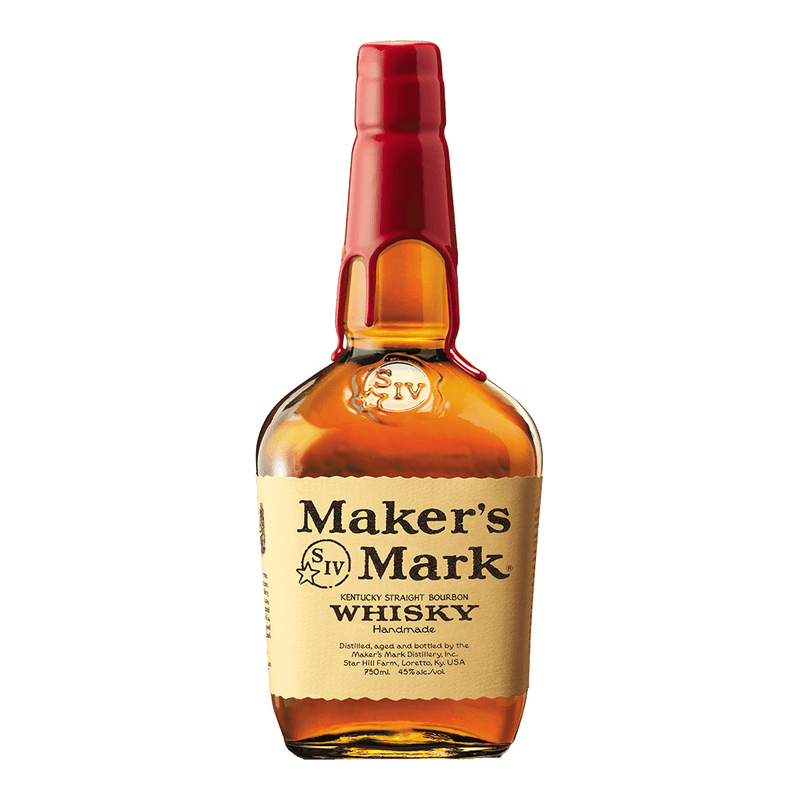美格波本威士忌 || Maker'S Mark Bourbon Whisky 威士忌 Maker's Mark 美格