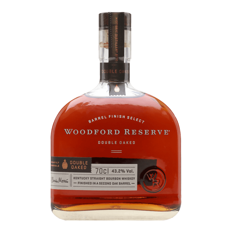 渥福 精醇 雙桶威士忌 || WOODFORD RESERVE DOUBLE OAK WHISKY 威士忌 Woodford Reserve 渥福