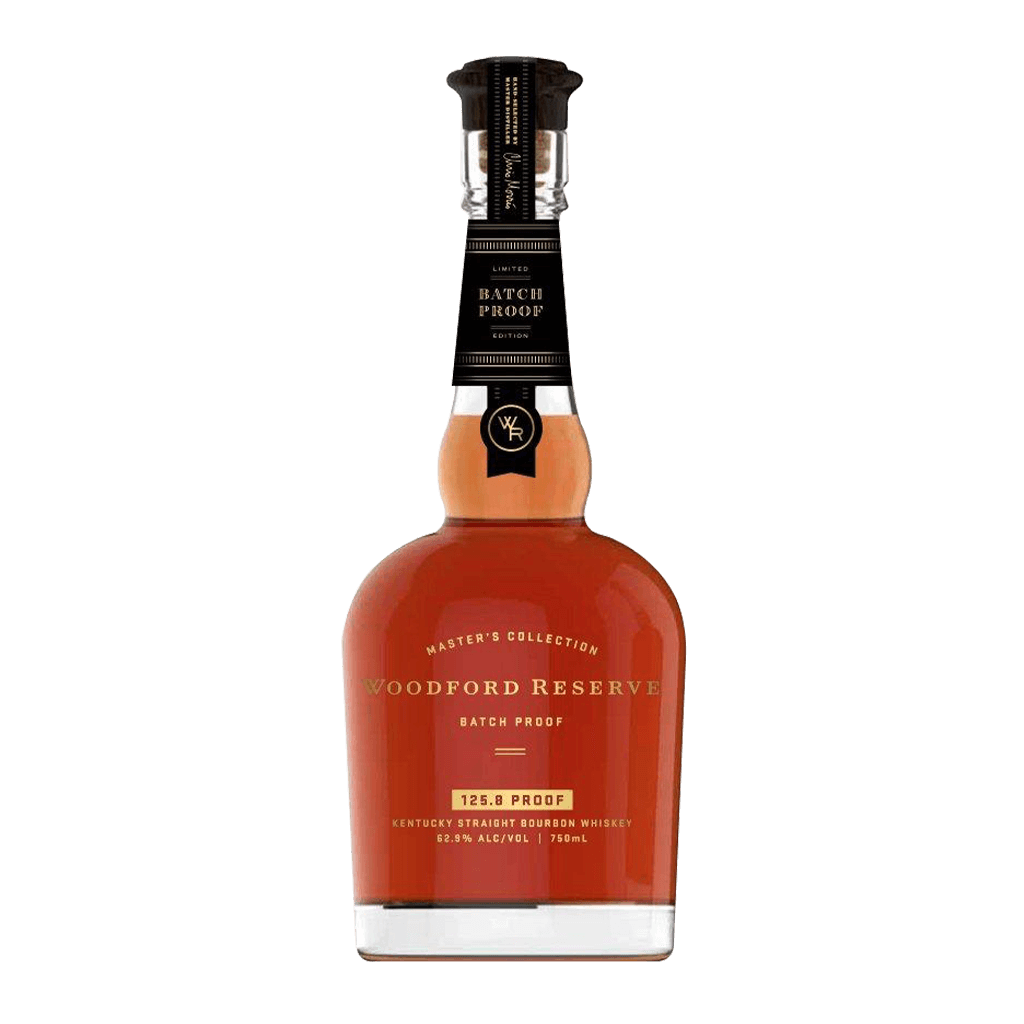 渥福 精選 原桶強度年度限量威士忌 || MASTER'S COLLECTION WOODFORD RESERVE PROOF 威士忌 Woodford Reserve 渥福