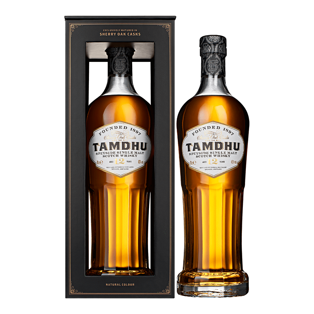 坦杜12年雪莉桶 || Tamdhu 12Y Old Speyside Sherry Cask Single Malt 威士忌 Tamdhu 坦杜