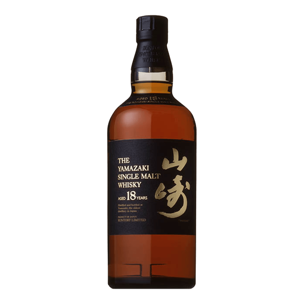 山崎18年 || Suntory Single Malt Whisky Yamazaki 18Years Old 威士忌 Yamazaki 山崎