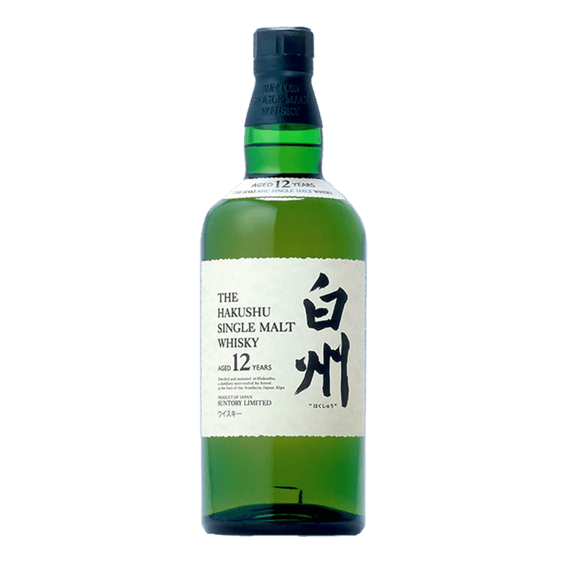 白州12年 || The Hakushu Aged 12 Years Single Malt Whisky 威士忌 Hakushu 白州