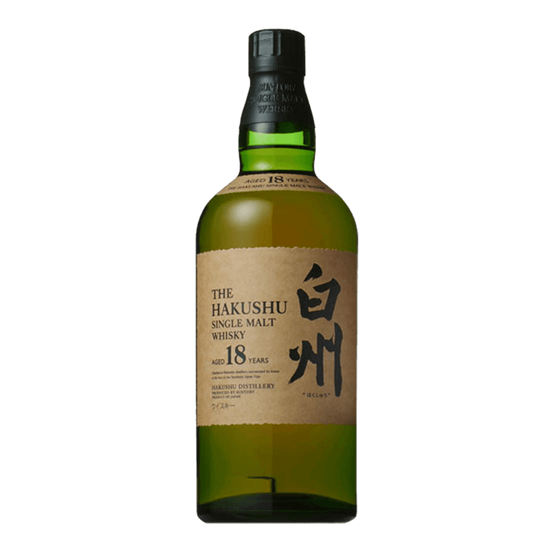 白州18年 || The Hakushu Aged 18 Years Single Malt Whisky 威士忌 Hakushu 白州