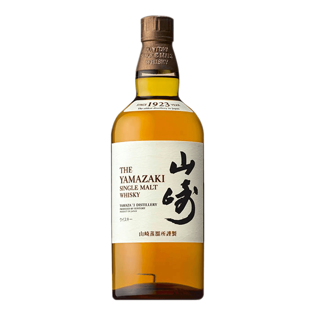 新山崎 威士忌 || The Yamazaki Single Malt Whisky 威士忌 Yamazaki 山崎