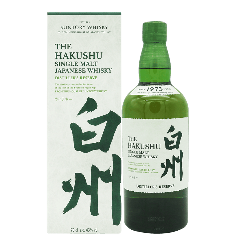 新白州 威士忌 || The Hakushu Aged Single Malt Whisky 威士忌 Hakushu 白州